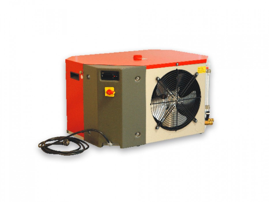 »Chilly« wort chiller 1.7 kW