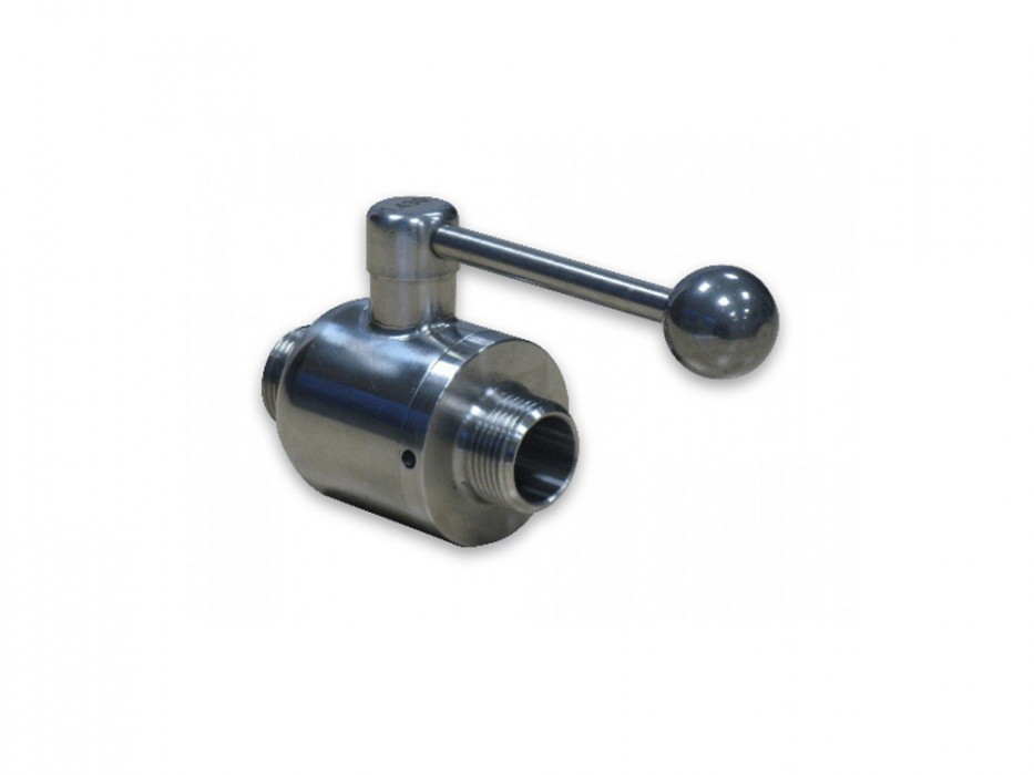 Stainless steel ball valve for ferment-egg 250l & 600l