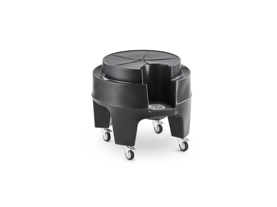 Rollsockel für Behälter Durchmesser 350mm – 440mm