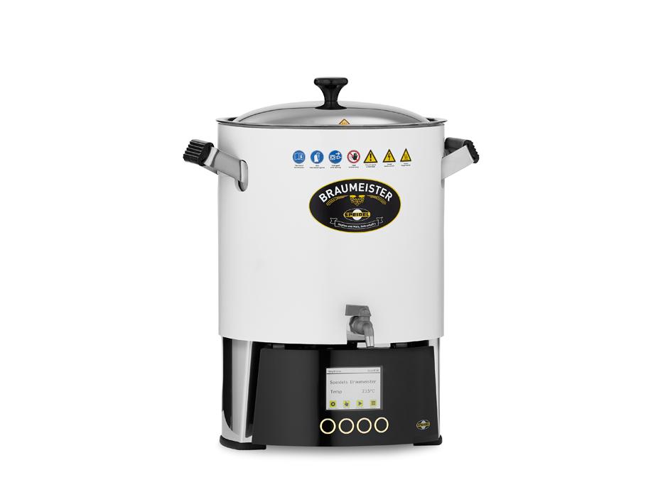 Thermomanschette für Braumeister 10 Liter
