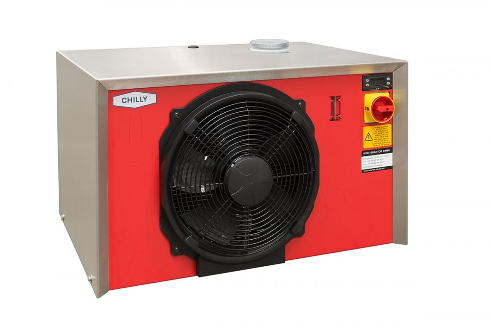 »Chilly« wort chiller 2.2 kW