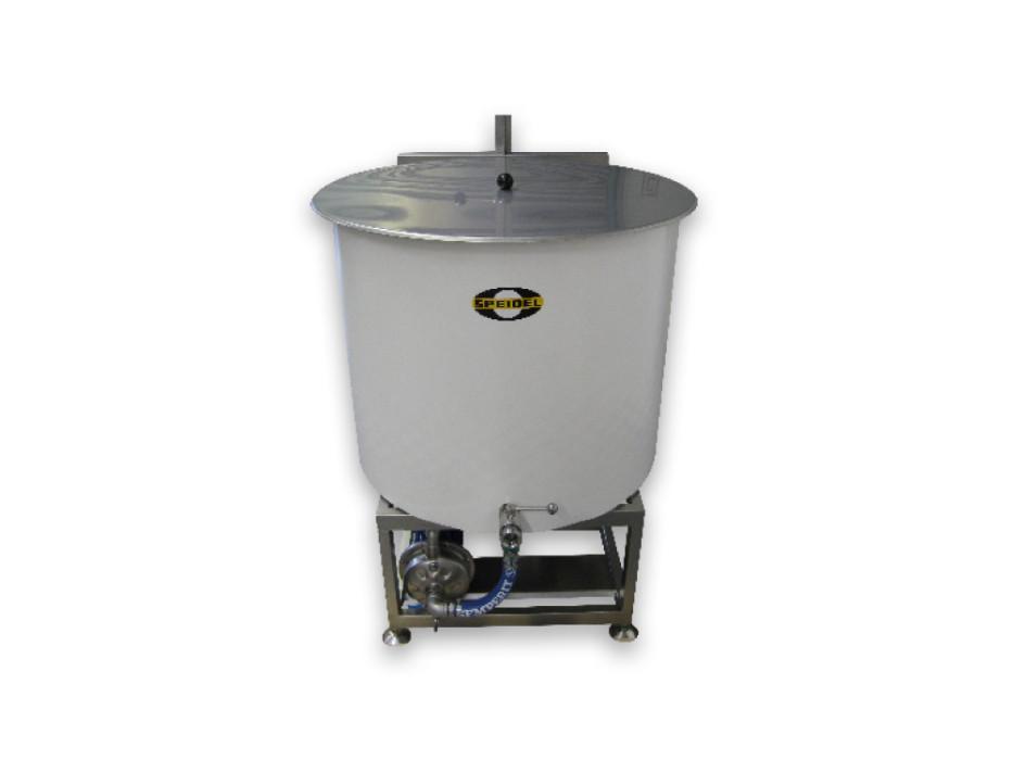 Thermomanschette für Braumeister 200 Liter