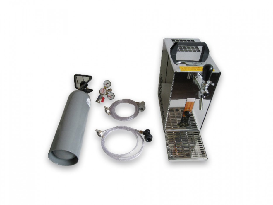 »Barbecue« beer tap kit NC - keg - beer dispenser