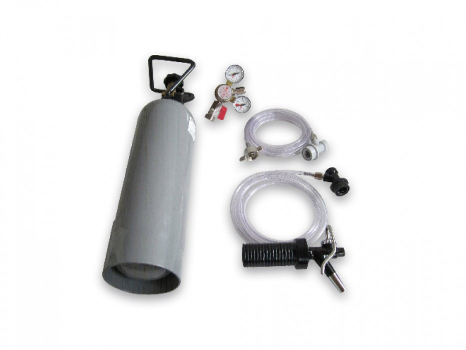 »Picnic« beer tap kit NC - keg - beer gun