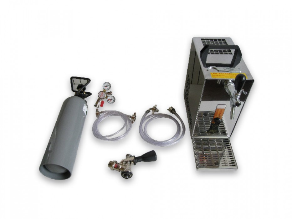 »Pub« beer tap kit Euro - keg - dispenser