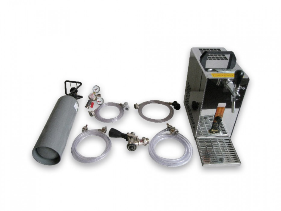 »Pubflex« beer tap kit NC + Euro – keg – beer dispenser