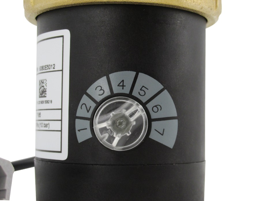 Pump (Xylem) with stainless steel case for 10/20/50-litre Braumeister