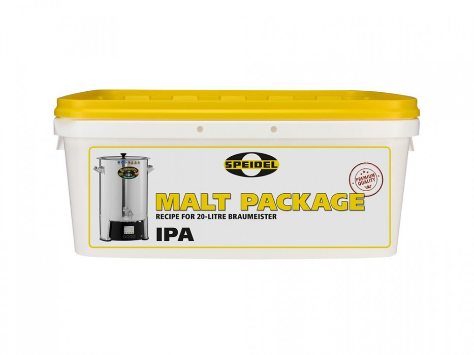 Ingredients kit IPA for 20-litre Braumeister
