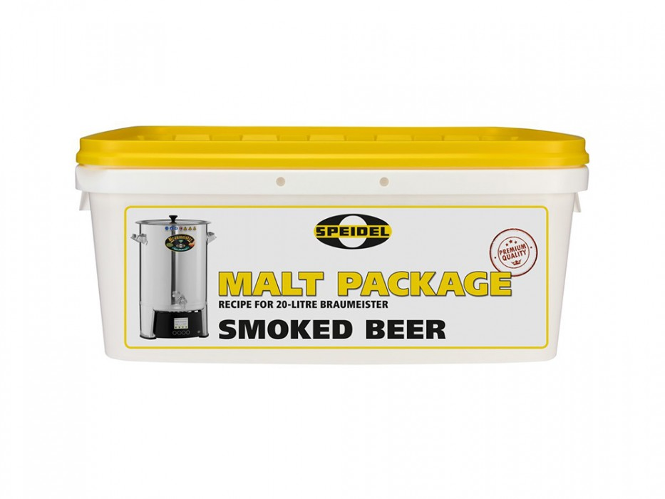 Brewing ingredients Smoked Beer for 20-litre Braumeister