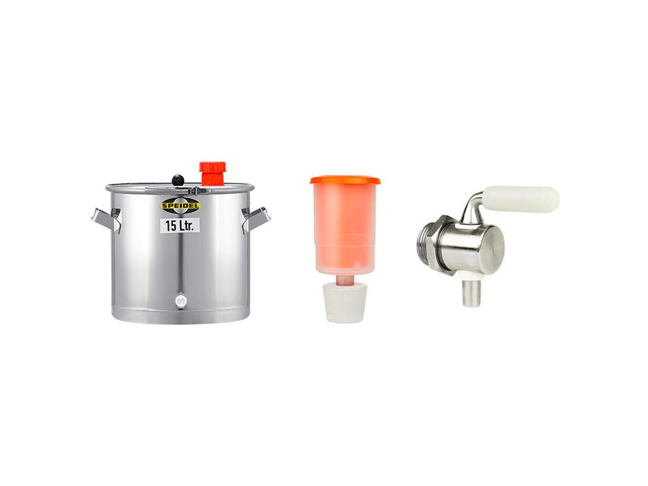 Bundle Basic Fermentation for BM 10l