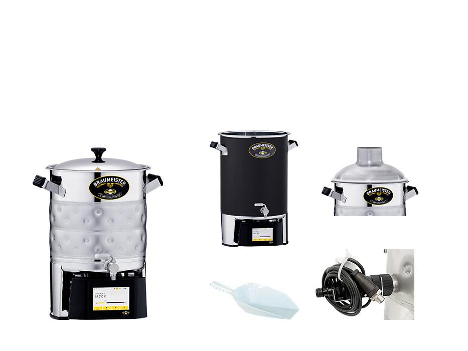 Bundle #Braumeister PLUS 10-litres