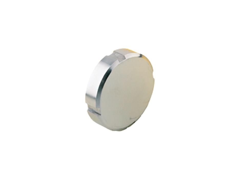 Verschlusskappe NW 25 für Edelstahl-Drucktank