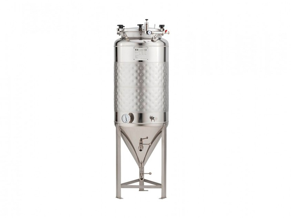 »Stainless steel pressure tank 2.5B ZKG« KIT