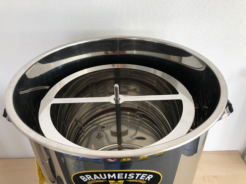 Low-Oxygen-Brewing-Set Braumeister 50 Liter