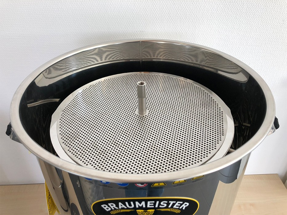 Low-Oxygen-Brewing-Kit for 20-litre Braumeister