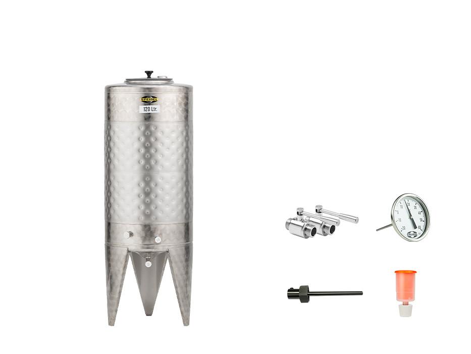 Set »Gärtank 120 Liter«