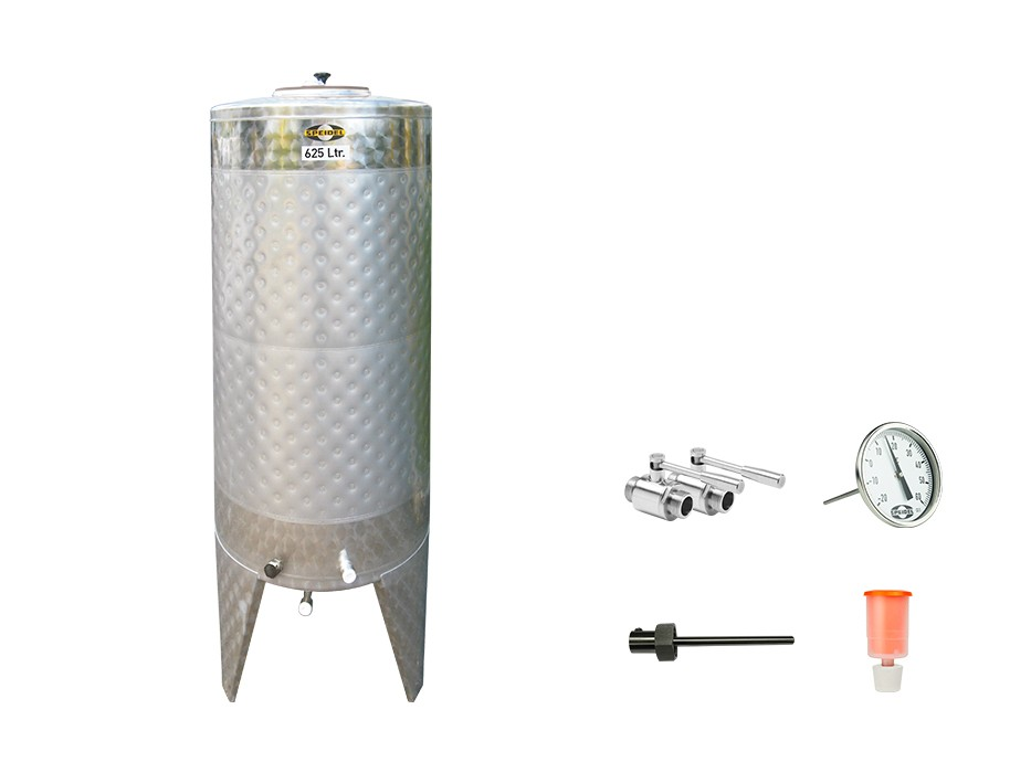 Set »Gärtank 625 Liter«