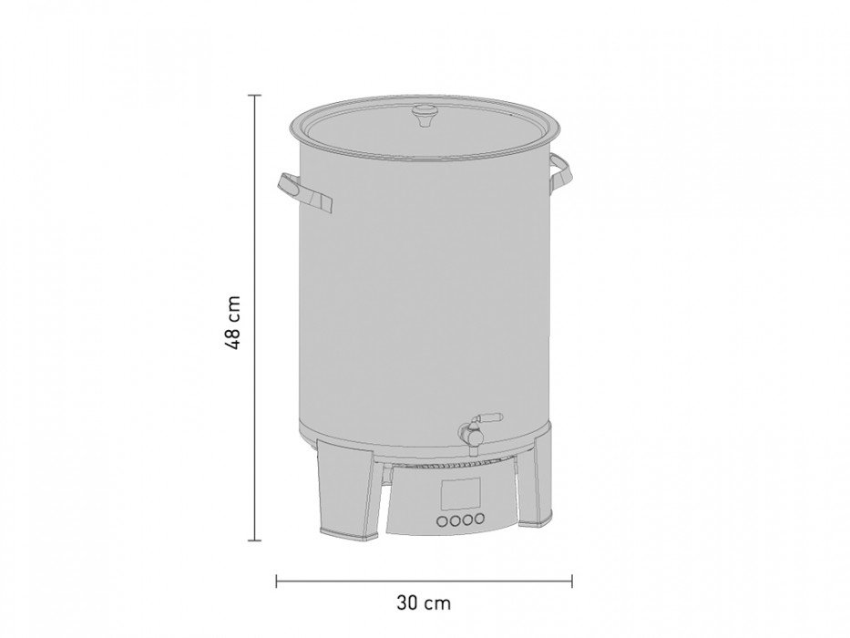 10-litre #Braumeister PLUS