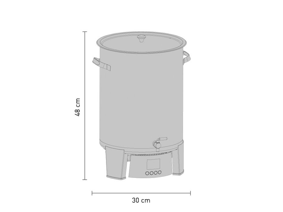 #Braumeister PLUS 10 Liter