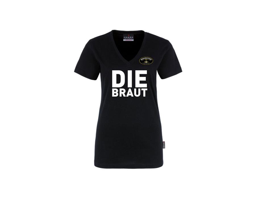 T-Shirt »Die Braut«